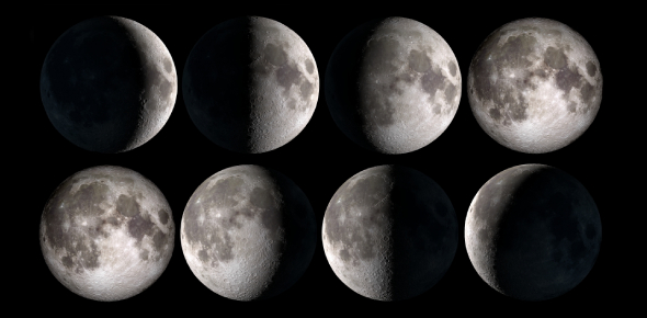 Moon Phases Quiz: How Well You Know?