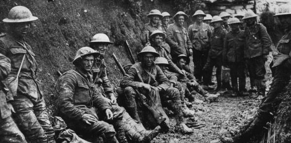 A World War I Quiz For School Students