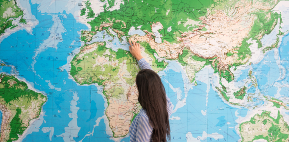 The Geography Quiz: Basic Test! Trivia