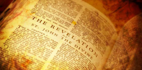 Bible Questions - Revelation Chapter 1