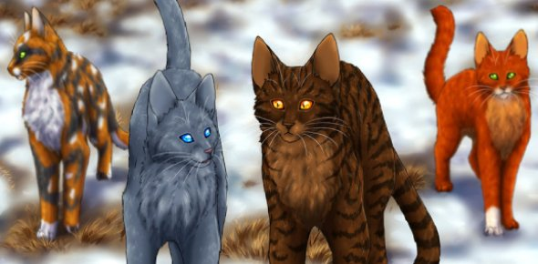 Warrior Cats Quiz: What Is My Warrior Cat Name?