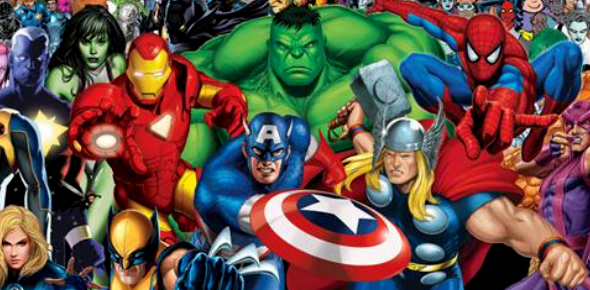 Which Super Hero Were You As A Kid Quiz!
