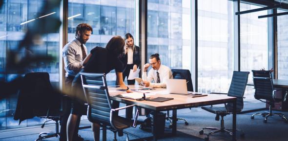 Company Communication: Quiz! Test!