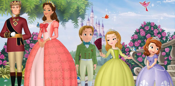 Which Sofia The First Character Are You?