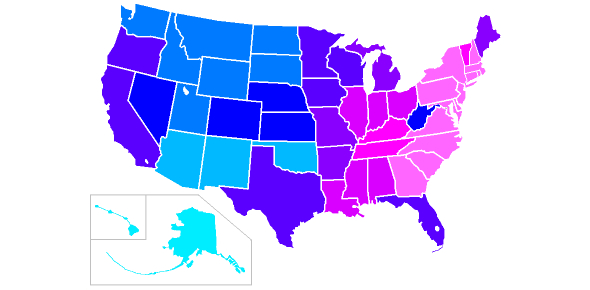 What Do You Know About American States?