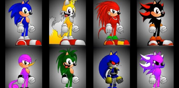 Love Sonic The Hedgehog? Take The Quiz To Find Out Which Sonic Character Are You