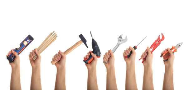 Hands Tool Identification Quiz Questions