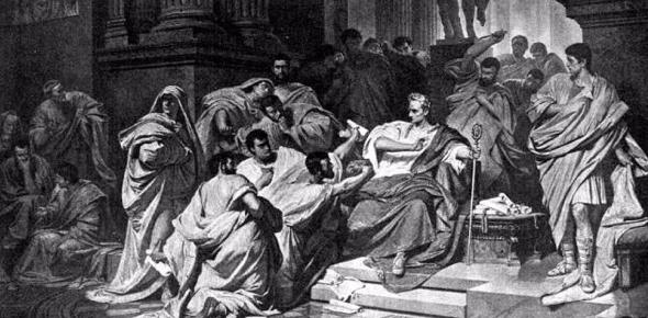 Julius Caesar Quiz: Multiple Choice Questions!
