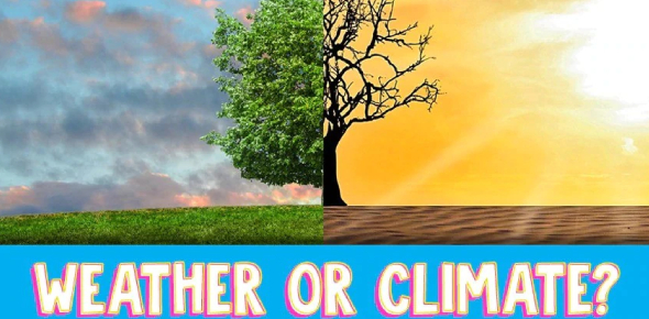 Physical Geography- Weather And Climate Test