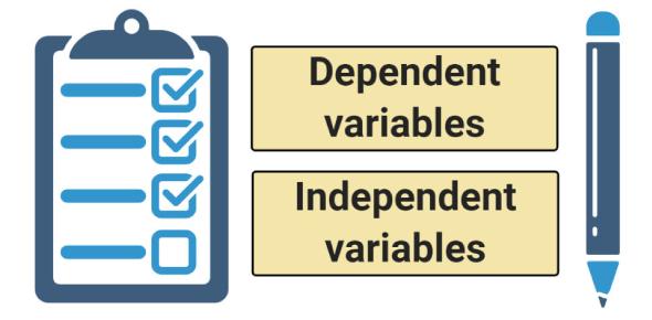 Independent Vs. Dependent Variables Quiz