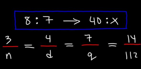 Ratio And Proportion MCQ Exam: Quiz!