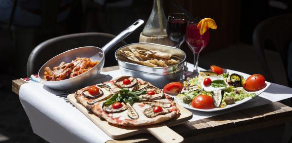 All Italian Food Trivia Quiz