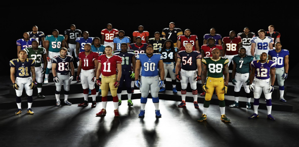 Ultimate Quiz On NFL Football Players! Trivia