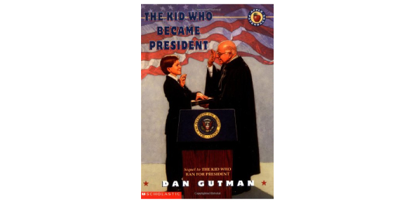 Book Quiz: The Kid Who Became President