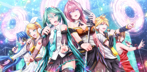 Which Vocaloid Are You?