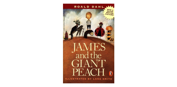 James And The Giant Peach Quiz