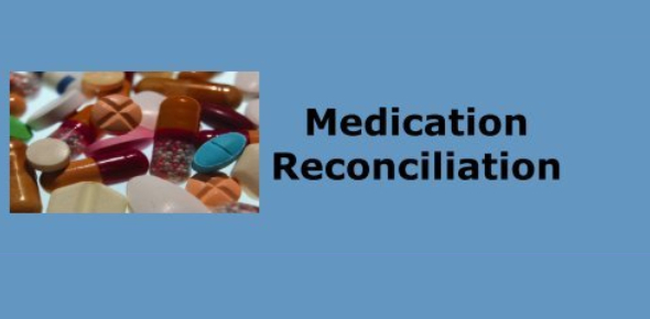 Take The Medication Reconciliation Quiz Questions!