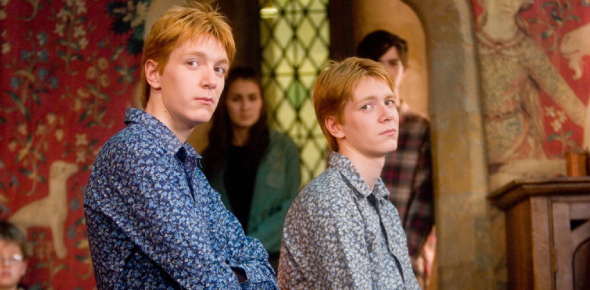 Should You Date Fred/George Weasley?