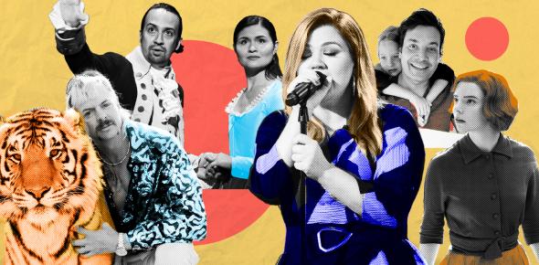 Quiz On Pop Culture Passionistas!