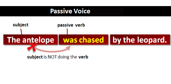 MCQ Test On Passive Voice: Quiz!
