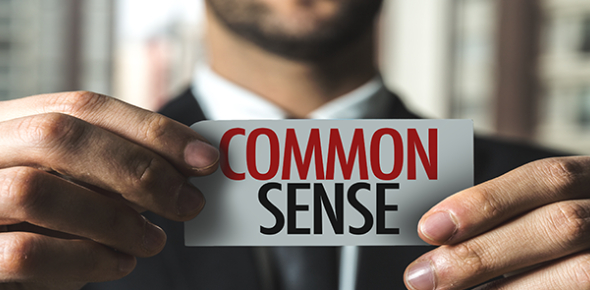 A Common Sense Quiz