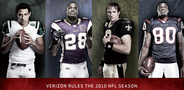 Trivia: Ultimate Quiz On NFL Players 2010