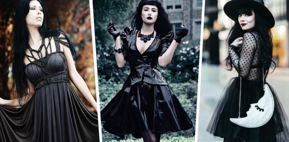 What Type Of Goth Are You?