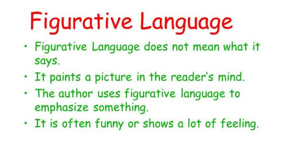 Pa105 Figurative Language