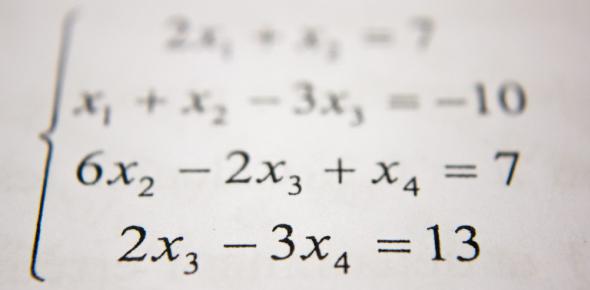 A Short Grade 7 Math Quiz!