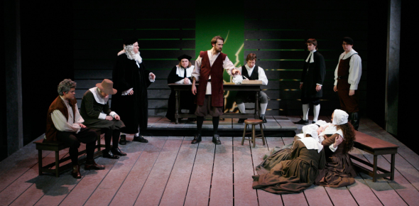 The Crucible Play Act IV Short Test