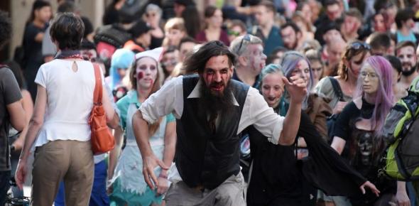 When Will The Zombie Apocalypse Happen?
