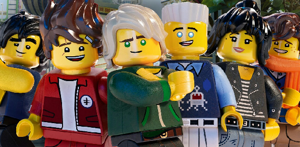 What Lego Ninjago Character Are You?