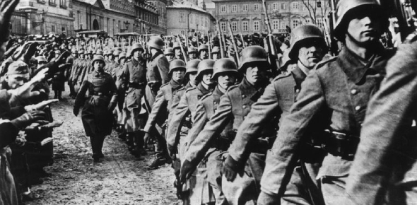World War II Unit Test