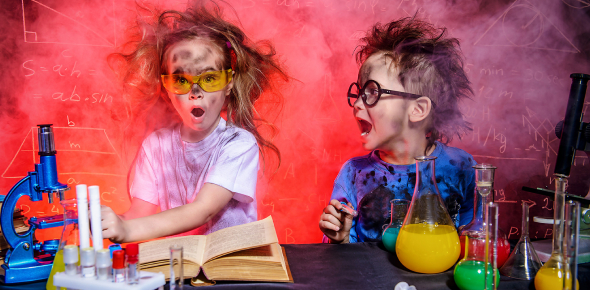 An Exciting Science Quiz For Kids!