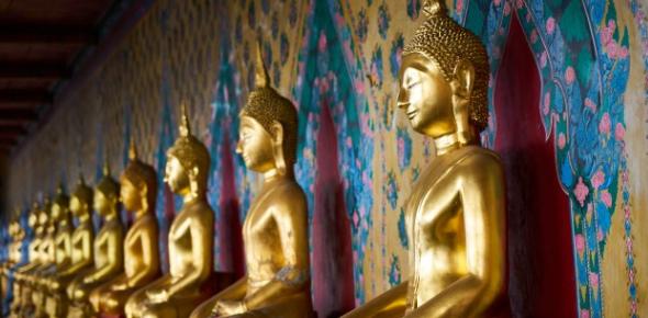 Asian History Religion Quiz
