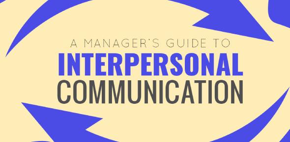 Interpersonal Communication Chapter 1