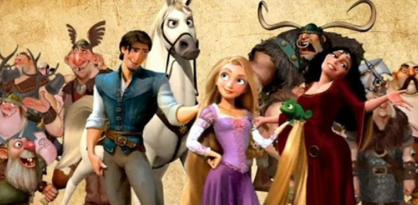 Which Tangled Character Are You Quiz!
