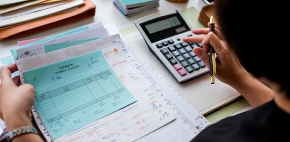 Bookkeeping Skills Sample Test - Level I