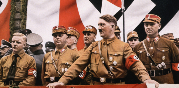 Rise Of Hitler And Nazi Germany Quiz!