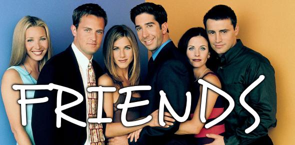 Friends TV Quiz: Recognize The Picture!