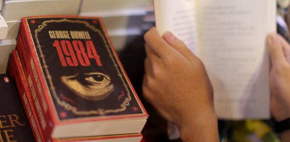 Comprehension Test: 1984 Novel By George Orwell!