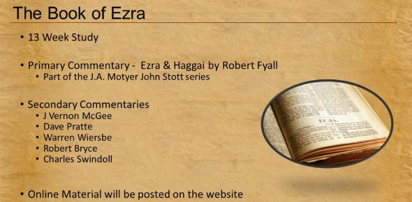 The Book Of Ezra Quiz! Trivia