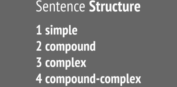 Sentence Structure Problems: Trivia Quiz