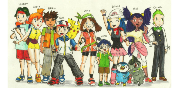 Pokemon Trainer Quiz: Are You Ash, Brock, Dawn, Misty Or May?