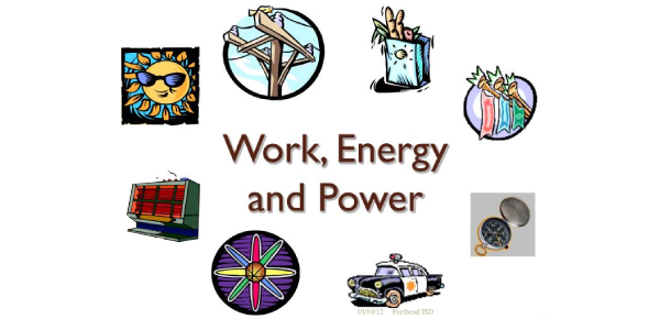 Physics 2 Online Quiz 2: Work, Energy, Power