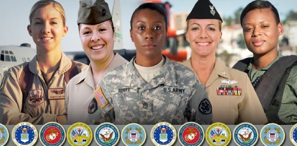 Women In The Army History