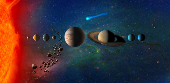 Solar System: The Ultimate Trivia Questions To Take!