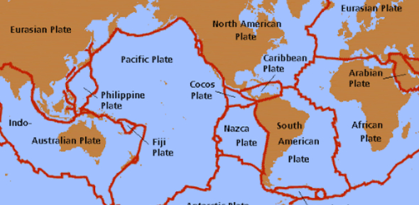 Plate Tectonics Quiz Questions And Answers