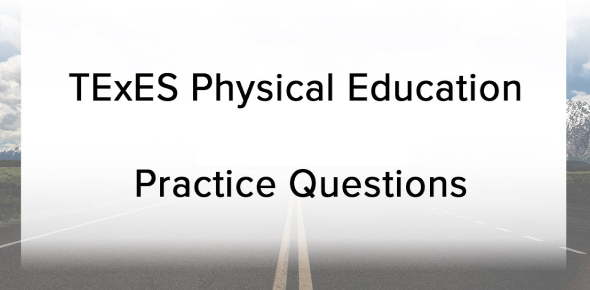 TExES Special Education Certification Practice Test!