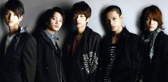 Which Member Of Kat-tun Are You Most Like?